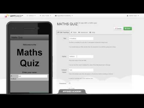 s   Build quiz screens   step 2