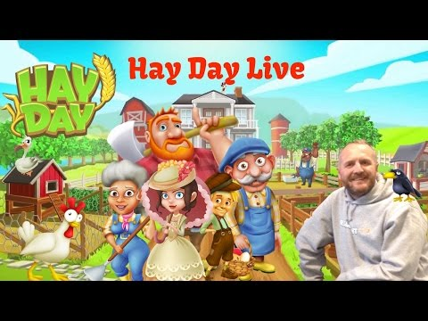 Hay Day Live - Lets farm and Review, Device Support Update and Tips