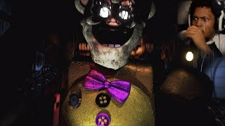 WAIT, ARE WE PHONE GUY FROM FNAF1!? | Fredbear