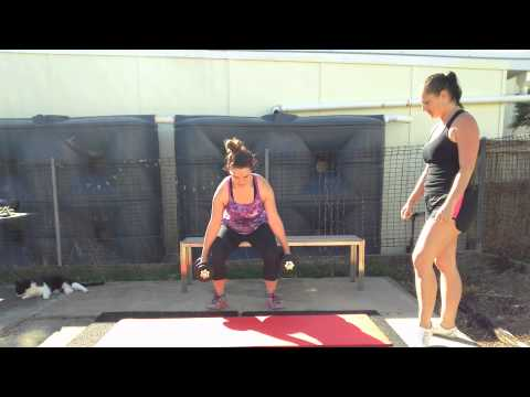personal training assignment video