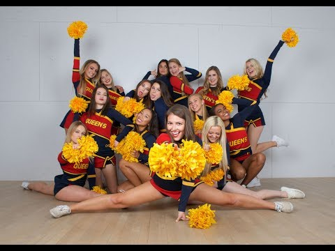 Queen's University Pom Team | VLOG