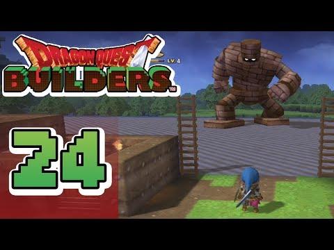 Dragon Quest Builders :: Ep 24 - Vs The Golem