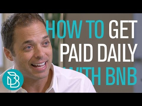 How to Get Paid Daily With BNB