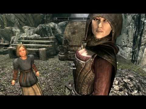 Elder Scrolls V: Skyrim, Life around Lakeview Manor in Skyrim