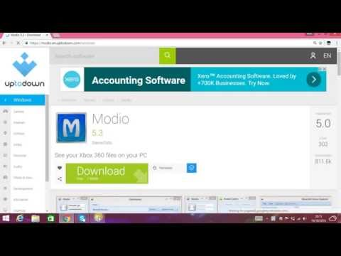 How To Download Modio 5.3 (2017)