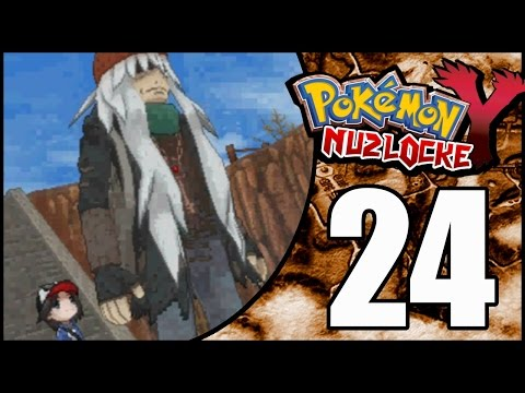 OH HEY IT'S THE PLOT AGAIN | Pokemon Y Nuzlocke #24