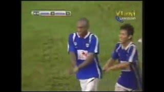 Duel panas Persib vs Persija 3-0 Liga Indonesia 2007