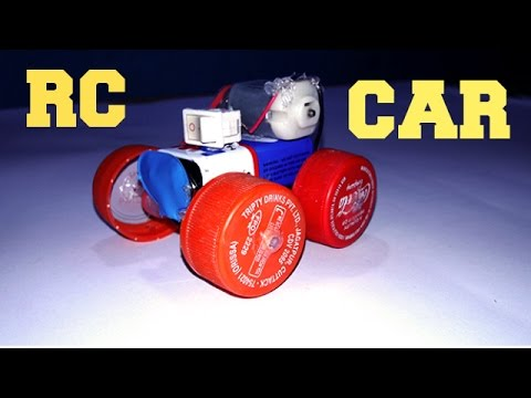 How to make mini car for kids-simple electric car-high speed.