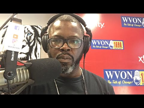 Watch The WVON Morning Show...Blacks and Latinos