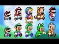 Download  ALL POWER-UPS! SMW Styled Custom Sprites - Super Mario Bros. X (SMBX 1.4.4) MP3,3GP,MP4