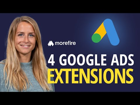 4 AdWords Ad Extensions für mehr Klicks | morefire