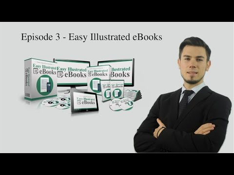 Easy Illustrated eBooks Review & Interview - The Sharp Voice Show