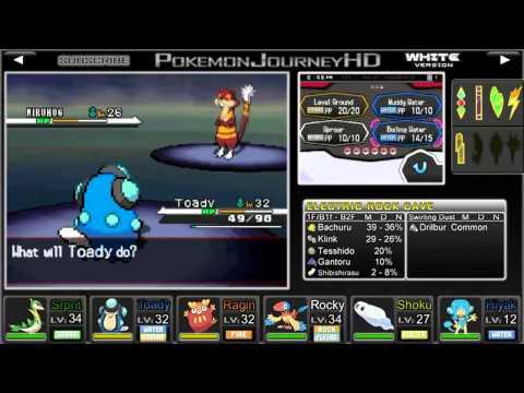 Pokemon Black  White   Pokemon Black and White Walkthrough Part 47 CHARGESTONE CAVE! TEAM PLASMA! En