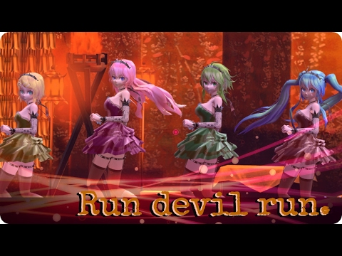 Mmd sex devil spirit attacks hakurei shrine