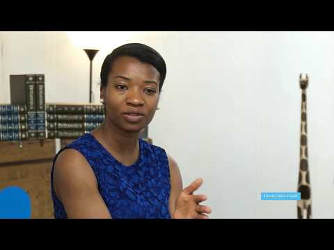 Why electricity can improve education in Africa - Dr Precious Sango