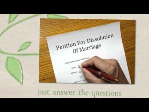 Pennsylvania Divorce Papers