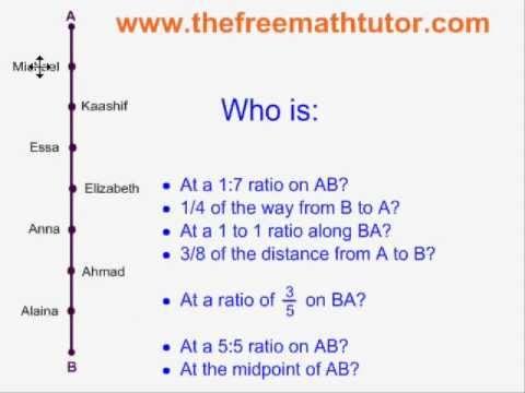 A Ratio Concept Quiz