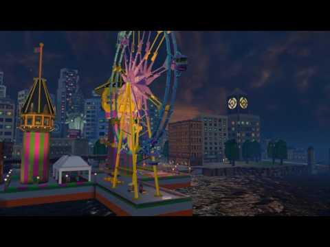 LEGO Dimensions - The Batman Trailer