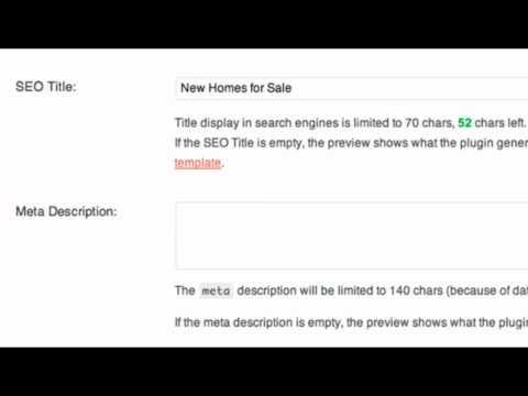 How do I Edit Individual Post Meta Data   Optimize WordPress SEO