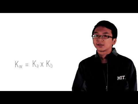 22 Relation Between Ka, Kb and Kw