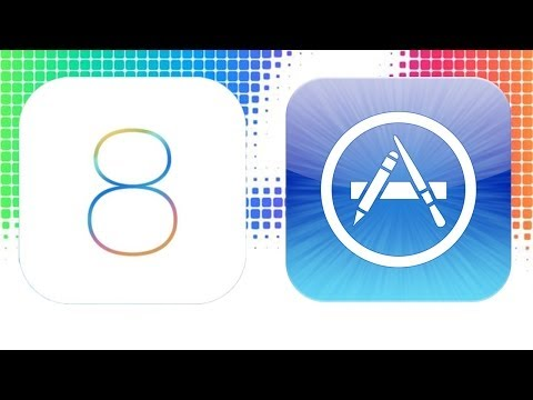 App Store Improvements on iPhone, iPad in iOS 8