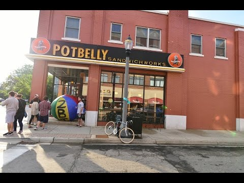 Get on the Ball Fundraiser at Potbelly
