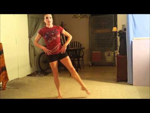 Beginner Leg Workout With Coach Meggin