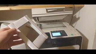 What happens if you photocopy a mirror
