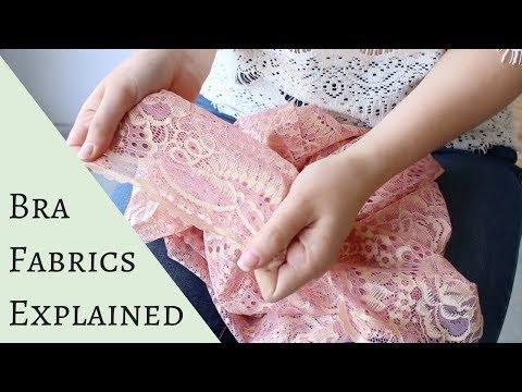 What Fabrics Do I Use to Make a Bra?? | EmeraldErin