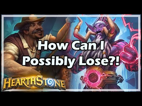 [Hearthstone] How Can I Possibly Lose?!