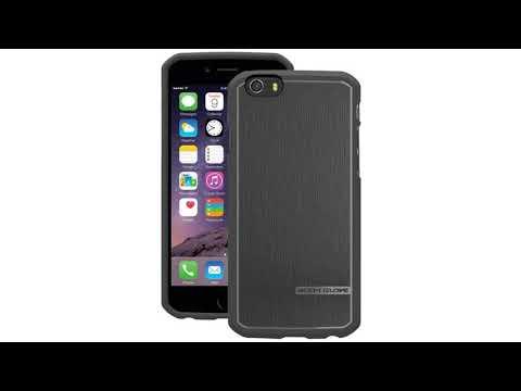 BODY GLOVE 9446102 iPhone(R) 6/6s SATIN Case (Black)