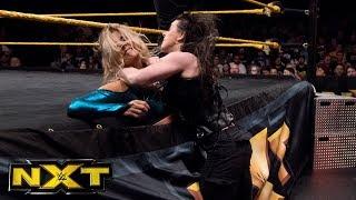 Nikki Cross vs. Taynara Conti: WWE NXT, Nov. 1, 2017