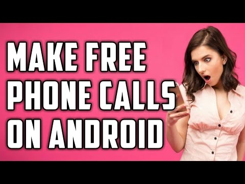 Unbelievable!!! Free Phone Calls On Any Android Phone - 2016