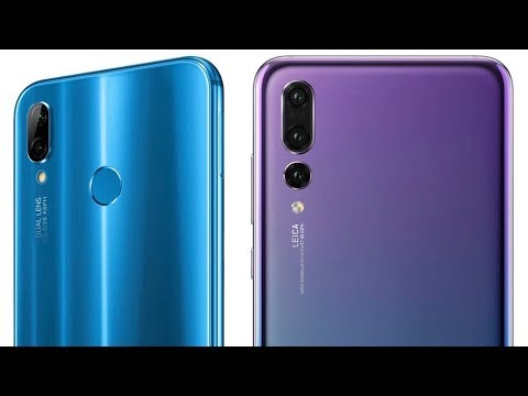 Huawei P20 Pro & P20 rumors: features, specs, design, and more