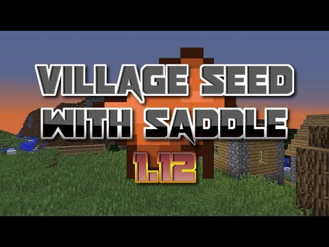 Village Seed With Saddle