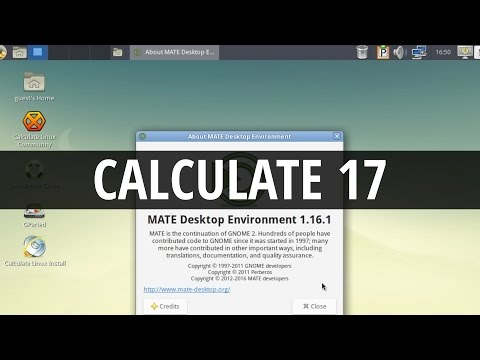 Calculate Linux 17