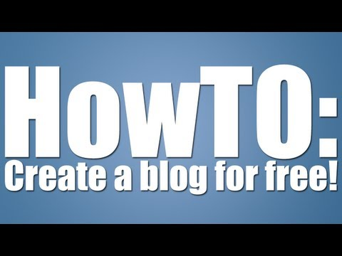 How to make a blog for free (tumblr)