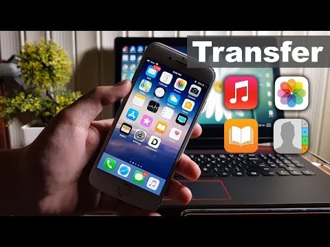 IOTransfer 3: (Transfer Photos/Video/Contacts/Books/Music) iPhone/iPad Manager and Video Downloader