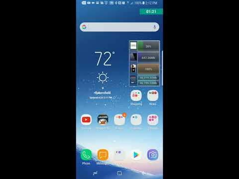 Samsung Galaxy S8  How to adjust vibration intensity