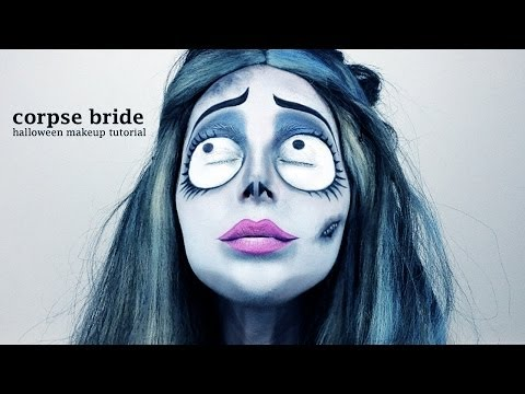 Corpse Bride (Emily) - Halloween Makeup Tutorial (by jen pike)
