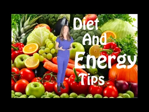 Diet and Energy Tips