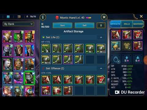 How to Beat Magic Dungeon Raid Shadow Legends - PakVim net HD Vdieos