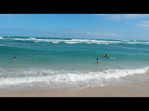 White Plains Beach, Oahu Hawaii