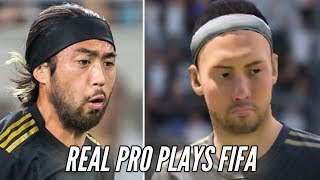 Soccer Pro Plays FIFA 19 Kickoff Mode • Pro Play
