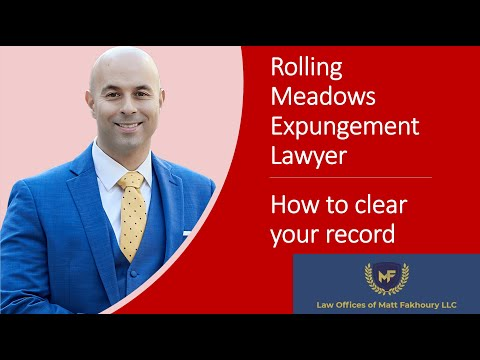 Illinois Expungement Lawyer | Clear Your Criminal Record Attorney | Skokie, Schaumburg IL