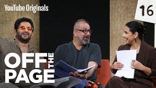 The Real Proffessor Of Gandhigiri | #OffThePage with Lage Raho Munna Bhai