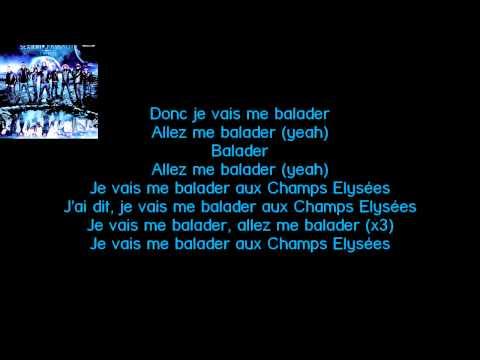 Sexion D'assaut - Balader Lyrics