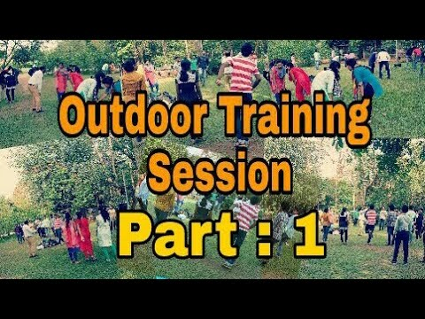 English Mania Field Training Session In IG Park || Part: 1