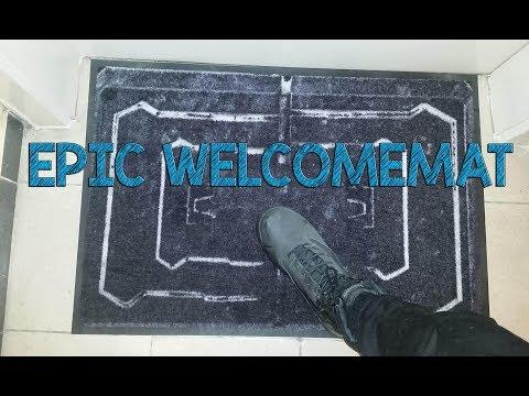 EPIC WELCOME MAT SPOT😱 - Rainbow Six Siege