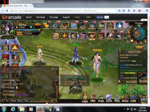 Full Screen Facebook Games - Firefox Browser Method